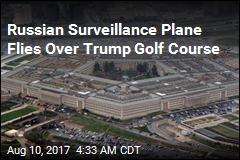 Russian Spy Plane Flies Over DC, NJ
