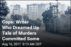 Author Plotting Crime Novel Arrested for 1995 Murders