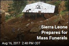 Sierra Leone Prepares for Mass Funerals