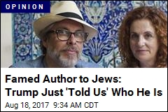 Michael Chabon to Jews, on Trump: 'What Side Are You On?'