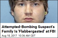 Family: FBI Knew Bomb-Plot Suspect Had Mental Illness