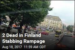2 Dead in Finland Stabbing Rampage