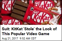 Suit: KitKat Ripped Off Atari's Breakout for Ad
