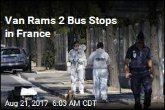 Van Rams 2 Bus Stops in France