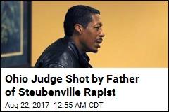 Cops: Teen Rapist's Father Ambushed, Shot Ohio Judge