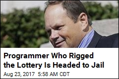 Guy Who Rigged Lottery to Win Millions Is Sentenced