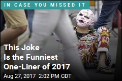 This Joke Is the Funniest One-Liner of 2017
