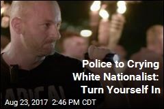 Police Have Arrest Warrants for Charlottesville White Nationalist