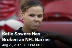 Katie Sowers Is 1st Openly Gay Coach in NFL History
