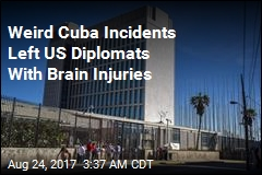 US Diplomats Had Brain Injuries After Strange Cuba Incidents