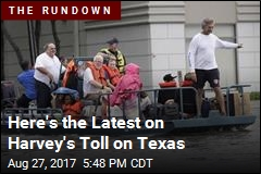 Trump to Travel to Texas Tuesday in Wake of Harvey