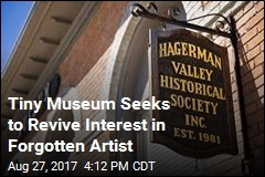 Forgotten Painter Gets Much Love From Idaho Museum