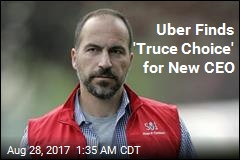 Uber Board Settles on New CEO