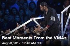 Kendrick Lamar Wins Big at VMAs