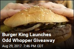 Fired From Your Job? Burger King Has a Free Whopper for You