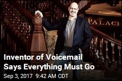 Inventor of Voicemail Says Everything Must Go