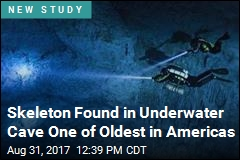 Skeleton Stolen by Thieves Was One of Oldest in Americas