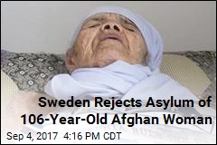 Sweden Rejects Asylum of 106-Year-Old Afghan Woman