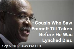 Cousin Who Was With Emmett Till When He Was Kidnapped Dies