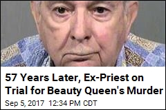 57 Years Later, Ex-Priest on Trial for Beauty Queen's Murder