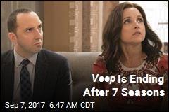 Veep Is Ending After 7 Seasons