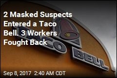 Cops: Taco Bell Workers Fatally Shot Armed Robber