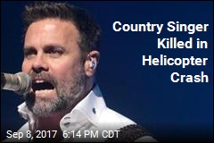 Helicopter Crash Kills Country Singer Troy Gentry