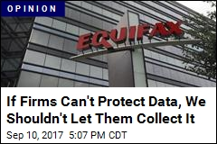Equifax Shouldn't Get Away Scot-Free After Breach. It Will
