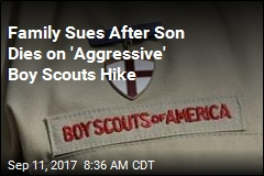 Family Blames Scouts' 'Aggressive' Hike for Son's Death