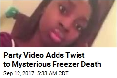 Party Video Adds Twist to Mysterious Freezer Death