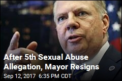 Seattle Mayor Resigns After 5th Sexual Abuse Allegation