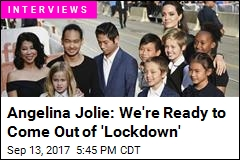 Angelina Jolie: We're Ready to Come Out of 'Lockdown'