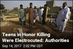 Authorities Say Teens Killed in Rare Honor-Killing Electrocution