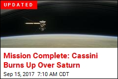 Say Goodbye to the Amazing Cassini Spacecraft