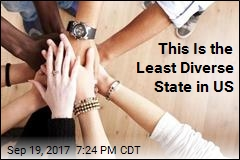 This Is the Least Diverse State in US