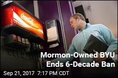 Mormon-Owned BYU Ends 6-Decade Ban