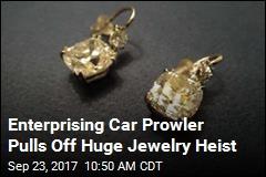 When Is a Car Break-In News? When It Involves $900K in Jewelry