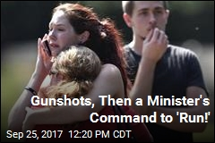'Run!' Witnesses Recount Tennessee Church Shooting