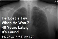 Man Finds Toy He 'Lost' in 1977