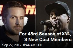 Gosling, Jay-Z Kick Off 43rd Season of SNL