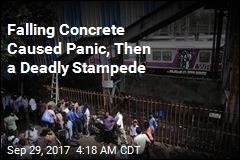 22 Die in Train Station Stampede