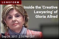 Gloria Allred's Endless Fight for the Victims of Male Entitlement