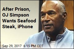 OJ Simpson's Post-Prison Plans? Buying 'Latest iPhone'