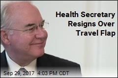 Health Secretary Resigns Over Travel Flap
