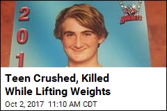 Freak Gym Accident Kills Australian Teen