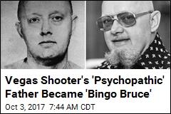Gunman's Father Had Run-In With FBI in Vegas 57 Years Ago