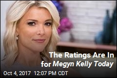 The Ratings Are In for Megyn Kelly Today