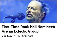First-Time Rock Hall Nominees: Radiohead, Nina Simone, RATM