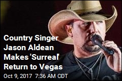 Jason Aldean Returns to Vegas