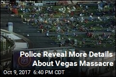 Police Reveal More Details About Vegas Massacre